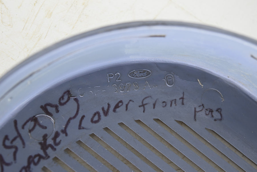 83 Ford Mustang Convertible Speaker Grille Cover 1983 OEM Original RH Passenger