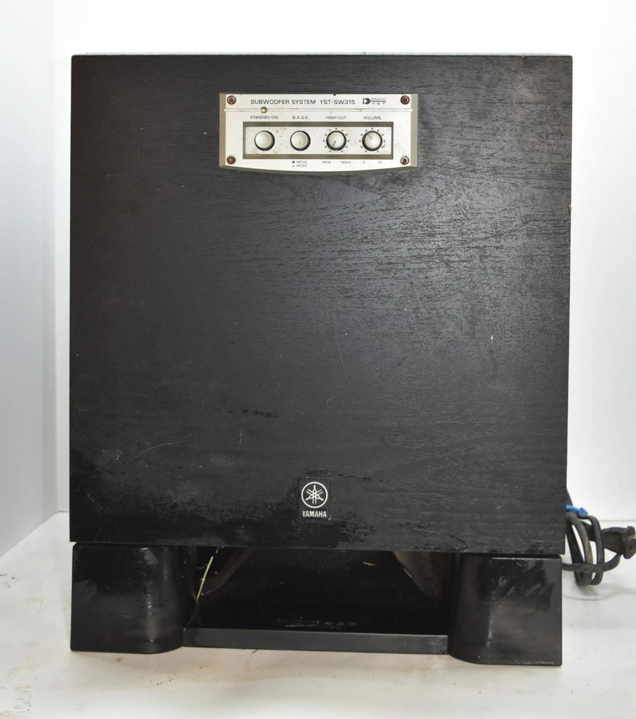 Yamaha Subwoofer YST-SW325 used and untested