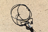 1983-1993 Ford Mustang Stereo Antenna OEM Original With Cable and Base