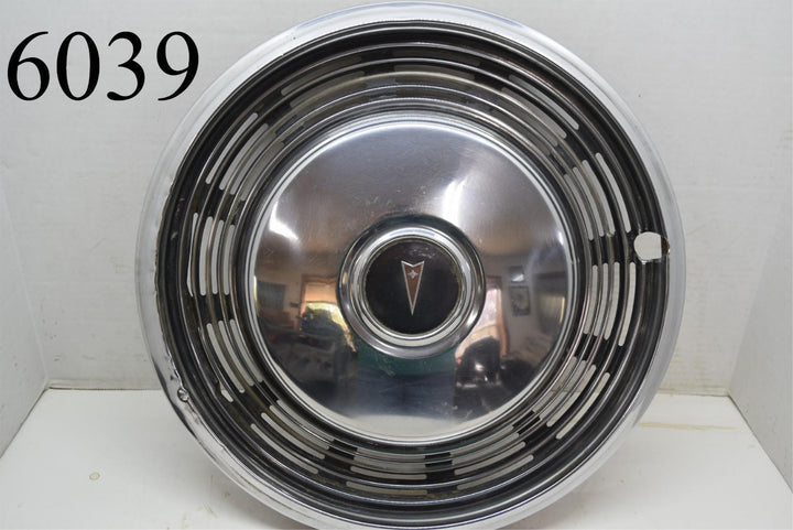 "1973 1974 Pontiac 15"" Hubcap Grand Prix LeMans Safari Catalina Bonneville"