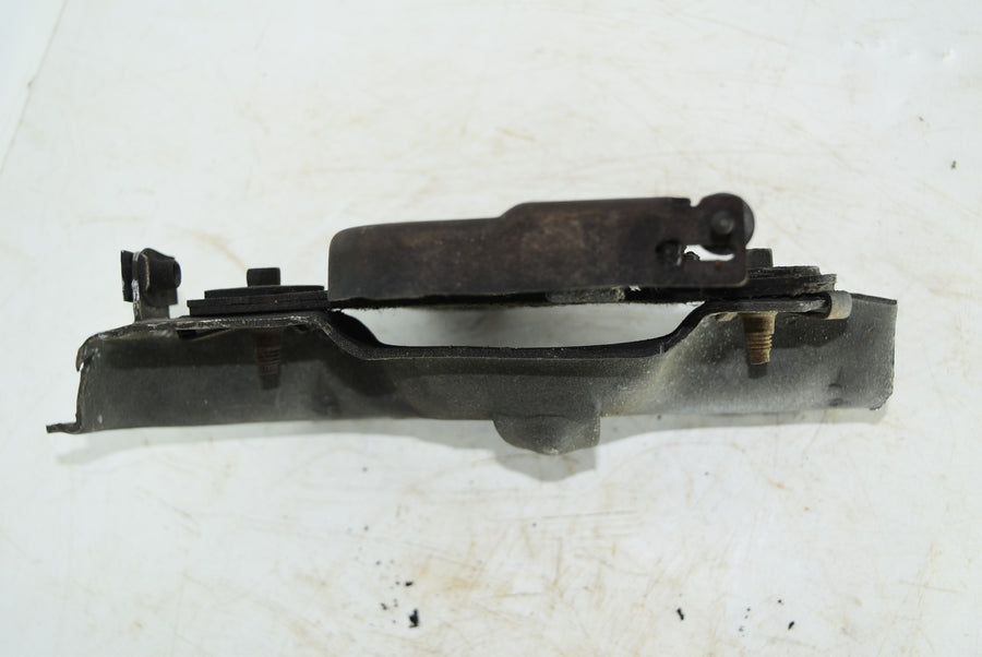 1979-1986 Ford Mustang Hood Release Latch+Bracket+Bolts OEM Original Fox Body