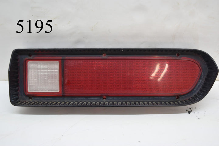 1972 Ford Gran Torino Sport RH Pass Tail Light Rear Taillight Lens OEM 72 GTS