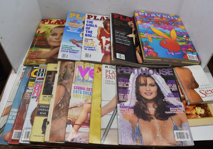 Lot Of 14 Vintage Playboys Marilyn Monroe Collectors Editions+EXTRAS 1994-2000