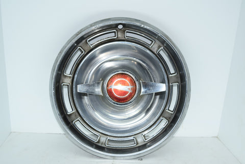 "1966 Original Buick Skylark Hubcap 14"" Bird Emblem 66 OEM GM Wheel Cover"