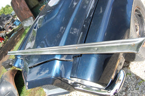 1963 Pontiac Catalina Rocker Panel RH Passenger Original Right Stainless