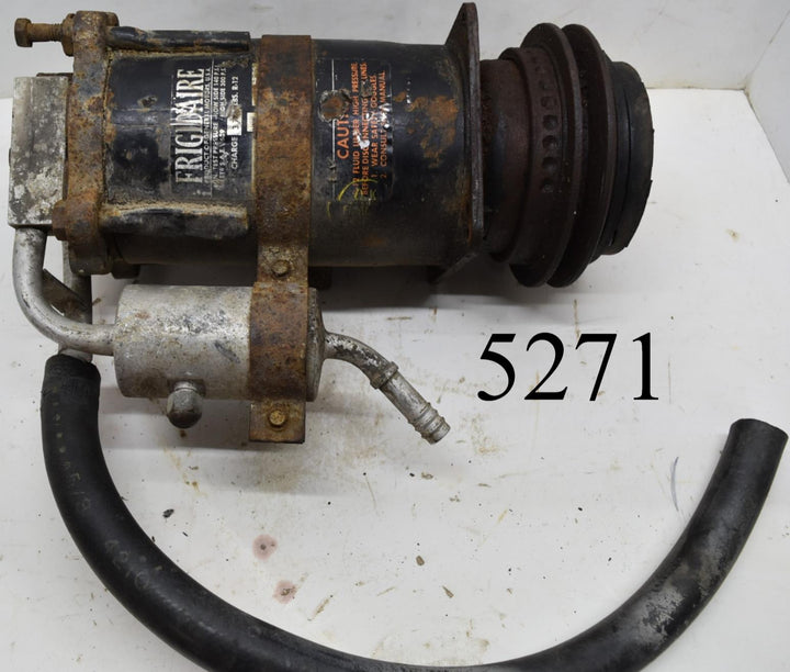 1965-1966 Corvette GM OEM AC Compressor 6555302 CORE Has Factory Stamp