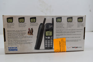 Vintage Cellphone Nokia 5185i In Original Box Unused! Missing Charger Untested