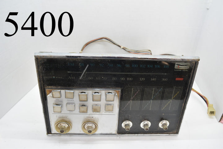 Radio for a Zenith x960 Console Parts Only Vintage Audio Receiver Vintage