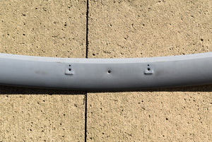 1983-1986 Ford Mustang Convertible Header Trim OEM Blue Metal Windshield Upper