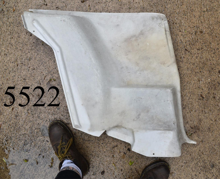 1970-1981 Pontiac Firebird LH Interior Rear Quarter Panel Camaro