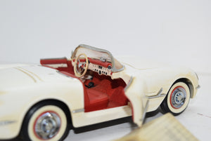 Franklin Mint 1953 Corvette Precision Model Die Cast Toys Collectible Man Cave