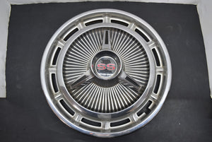 """1965-1966 Chevy Impala SS Spinner HubCap 65 66 Wheel Cover Original 14"""""""