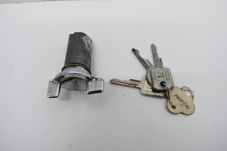 1970-1978 El Camino Corvette Firebird Ignition Switch and KEYS OEM Original GM