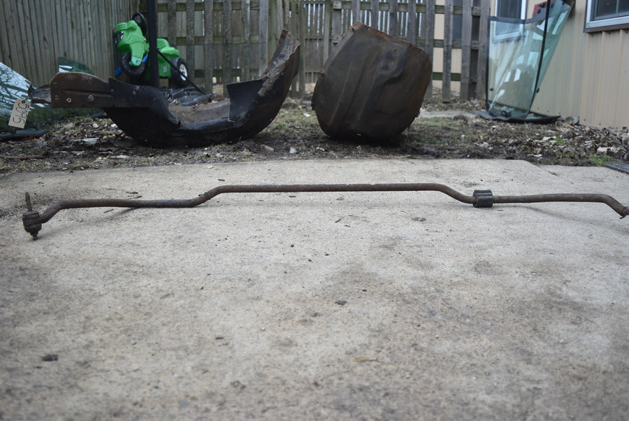 "Original 1963 Pontiac Catalina 63 Sway Bar OEM 3/4"" Thick Full Size Pontiac GM"