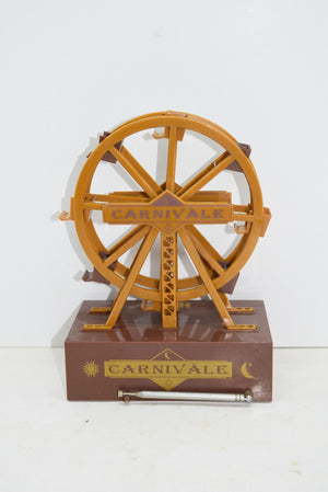 Rare Vintage HBO Carnivale Radio Stereo Ferris Wheel Promotional Item AM/FM