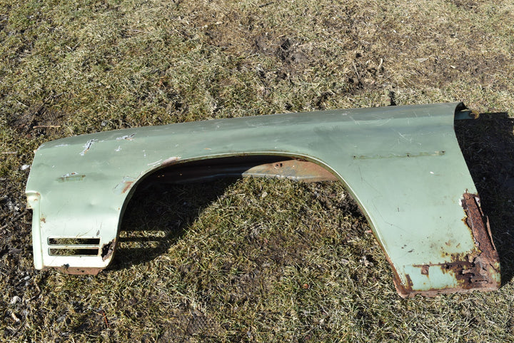 1970-1972 Chevy Chevelle LH Driver's Side Fender Chevrolet