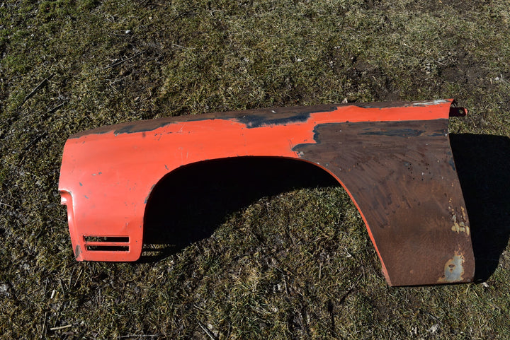 1970-1972 Chevy Chevelle LH Driver's Side Fender OEM Chevrolet 70 71 72