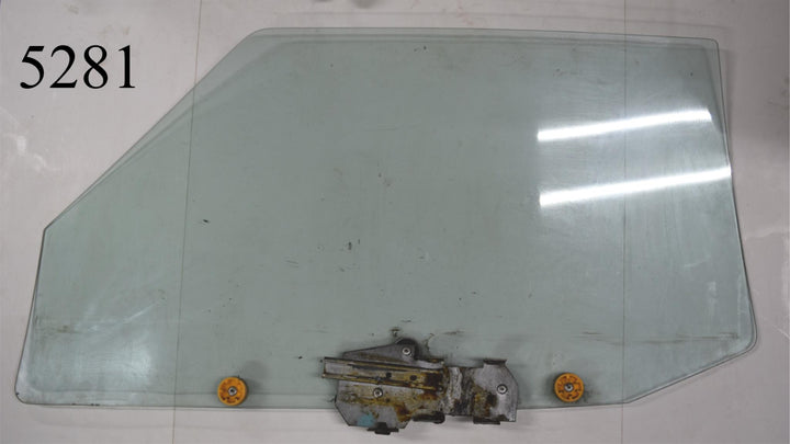 1979-1986 Ford Mustang RH CONVERTIBLE T TOP Window Glass Tinted