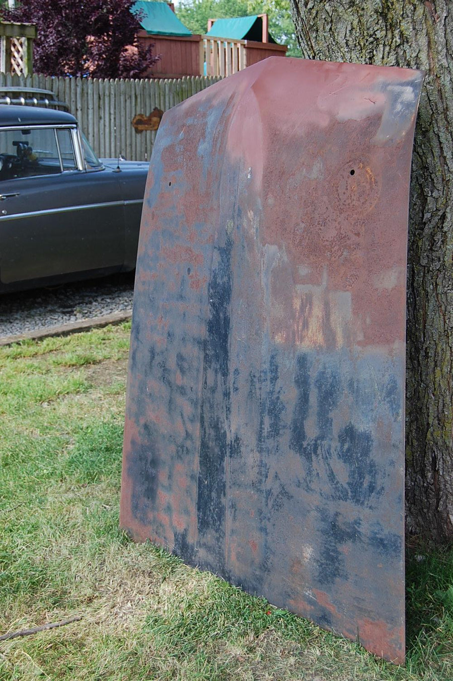 1970 Ford Mustang Hood Original will also fit 1969 Boss Mach 1