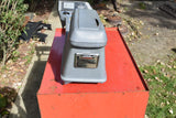 1979-1986 Ford Mustang Manual Center Console Incomplete Light Blue OEM Original