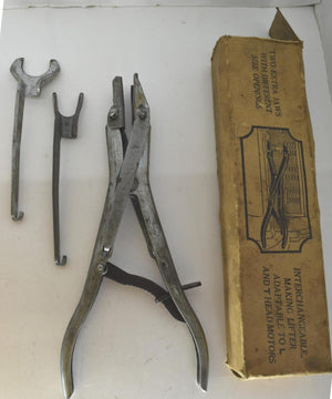 Lot of 3 K-D Tools In Original Boxes 505 400 608 Mechanics Tools Ford Model A