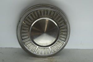 "1950s Chevy Chevrolet Dog Dish Hubcap Original OEM 10"" Wheel Cover Chrome 50s"