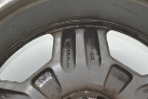 2000 2003 Mercedes AMG 18 x 9 Wheel Used Peeling 2001 2002 01 02 03 Staggered