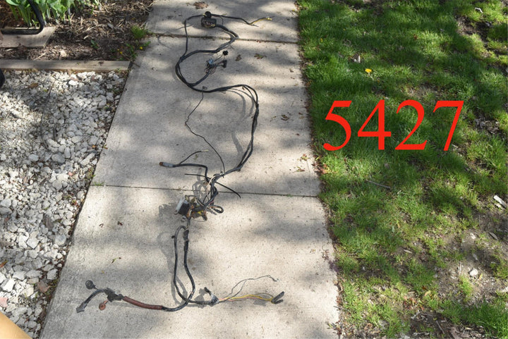 1972  Ford Thunderbird Under Hood Wiring Harness D2SF-11450-AG