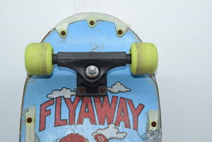 Vintage 1980s Variflex Skateboard Flyaway Unique Decor Gifts Man Cave Toys