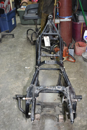 1975-1977 Honda GL1000 Frame Clear Title Goldwing Original 1976