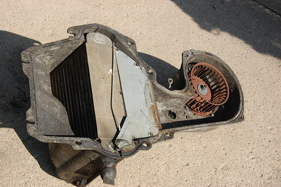 1970 70 Cutlass Oldsmobile AC Motor Blower Box Evaporator Original OEM A Body
