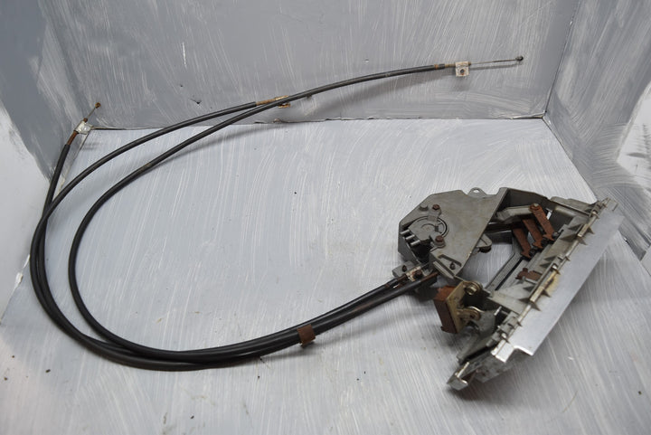 1966 1967 Chevrolet Camaro Heater Control w/ AC and Cables OEM 66 67 Firebird
