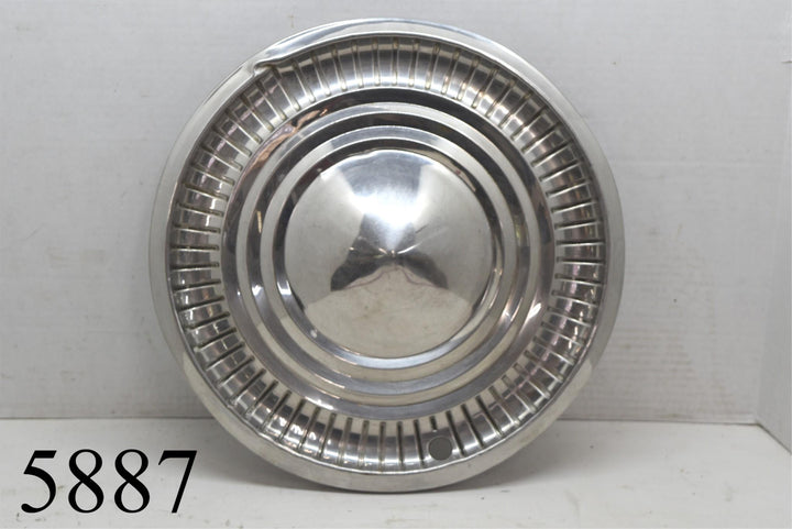 Old Vintage Hub Cap Hubcap Cone Style Dodge Ford Chevy Pontiac 60s-70s