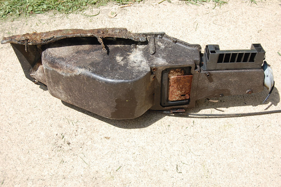 1968-1972 A Body Heater Core Box Cutlass Chevelle Lemans