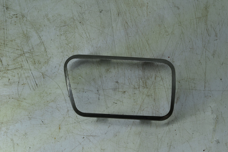 1965-1968 Ford Mustang Clutch Pedal Bezel OEM Chrome 65 68 66 67 Pad Trim