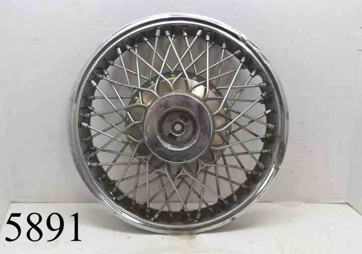 1980s GM Cadillac Chevrolet Wire Wheel Norris Hubcap Hub Cap Wheel Cover