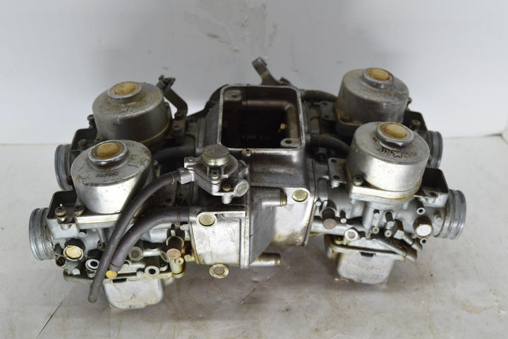 Honda 1977 77 GL1000 Carburetors GL 1000 Goldwing For Parts Not Frozen OEM Carb
