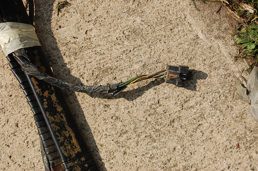 1970 Oldsmobile Cutlass 442 Rear Tail Light Wiring Harness