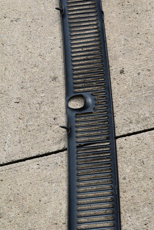 1982-1985 Chevy Full Size Van Cowl Black Needs Painted