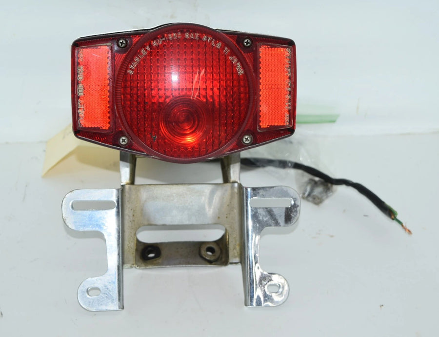 Original Taillight Assembly off a used 1977 Honda Goldwing 1000