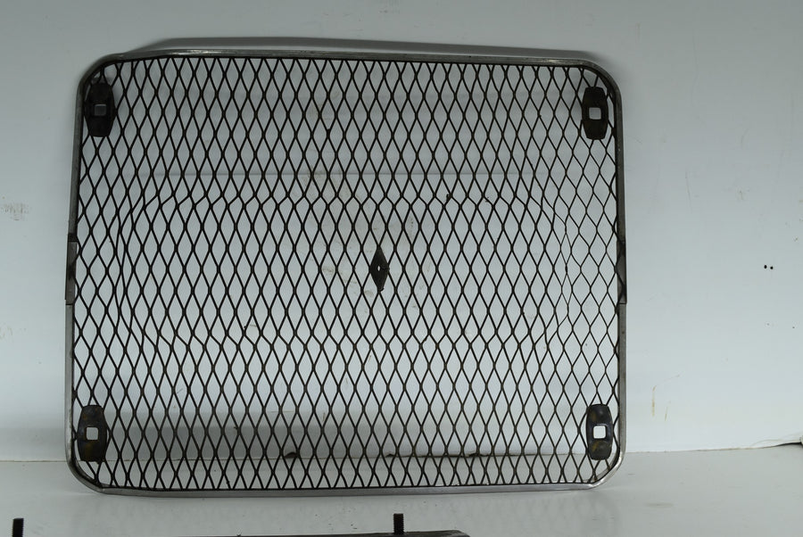 Original Honda GL1000 75-77 Radiator Grille Cover With Bracket And Bolts 1977 76
