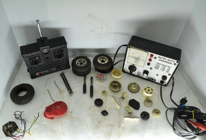 used remote control parts