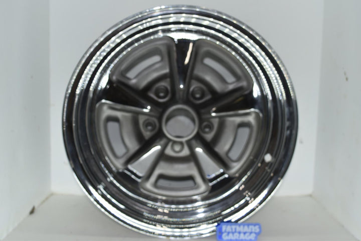 ONE Pontiac Rally 2 Wheel New Open Box 15x7