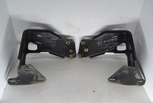 1983-1993 Ford Mustang Convertible Top Mounting Brackets Original OEM 83 93