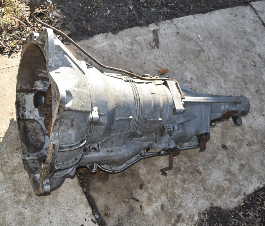 Original Pontiac Super Hydramatic Transmission out of a previously owned 1963 Pontiac Catalina
