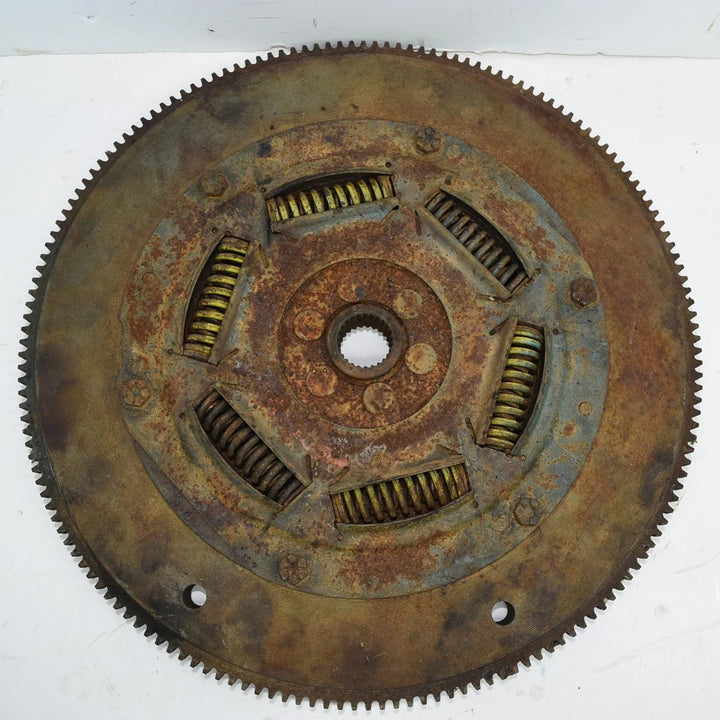 Hydramatic Flywheel out of a 1963 Pontiac Catalina