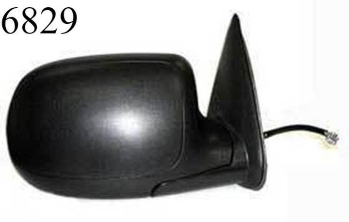Kool-Vue CV21ER Heated Power Passenger Side Mirror For 99 02 Chevy Silverado