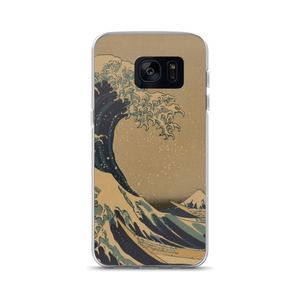 Samsung Case Hokusai Wave