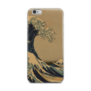 iPhone Case Hokusai Wave