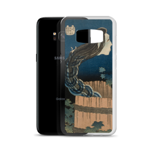 Load image into Gallery viewer, Samsung Case Hokusai The Plate Mansion